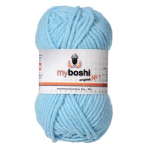 Sky Blue 151 - Wool Balls 50g For DMC Myboshi Beanie Hats
